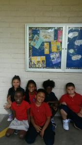 3rd Grade Display